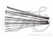 Спица 14G SLE (Тайвань), 190 мм., сталь, черн., без ниппеля