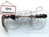 Втулка задняя Formula резьб. 36H эксцентрик серебристая (есть царапины от хранения)