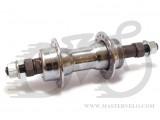 Втулка задняя Quando KT-122R, 36H, 135/170mm, резьба, хром