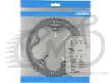 Зірка шатунів Shimano FC-2403 50Tсталь, сіра, PCD130 3x8s (Y1P398050)