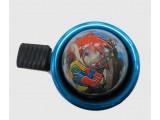Звонок KIDZAMO COBY с компасом, синий