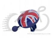 Звонок KiddiMoto британский флаг, маленький
