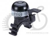 """Звонок BBB BBB-16 """"MiniFit"""" черно-белый (8716683095081)"""