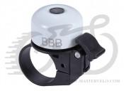 """Звонок BBB BBB-11 """"Loud & Clear"""" белый (8716683070446)"""