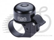 """Звонок BBB BBB-11 """"Loud & Clear"""" черн. (8716683013689)"""