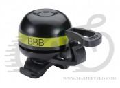 "Звонок BBB BBB-14 ""EasyFit Deluxe"" черно-желтый (8716683101164)"