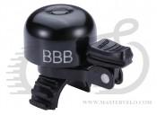 """Звонок BBB BBB-15 """"Loud & Clear Deluxe"""" черн. (8716683067200)"""