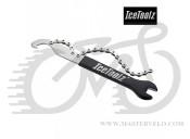 Ключ ICE TOOLZ 34S4 д/затяжки локринга + ключ 15mm