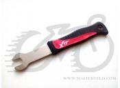 Ключ рожковый на 15мм, для педалей