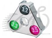 Спицной ключ BikeHand YC-1A (3.2-3.3-3.4mm)