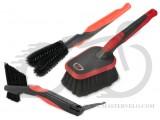 Набор из 3-х щеток для чистки Zefal ZB Set - 3 Brushes (1197)