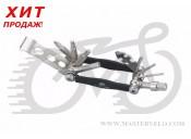 Мультитул BikeHand YC-293 2/2.5/3/4/5/6/8mm T25/Mavic 8/9/10