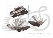 Мультитул BikeHand YC-280KE 2/2.5/3/4/5/6/8mm 8/9/10/12/13/14 mm