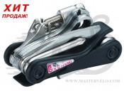 Мультитул BikeHand YC-280ET25 2/2.5/3/4/5/6/8mm 8/9/10/12mm