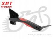 Щетка Zefal ZB Clean (1193) многофункциональная, пласт. черная