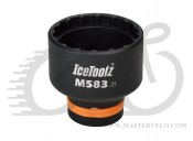 Съёмник звёзд Shimano, STePS (E6000) Ice Toolz M583