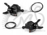 Манетки Shimano SL-M315 7х3ск. шифтер SLM3157RA, SLM315LB