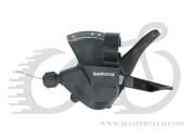 Шифтер Shimano SL-M315-L лівий 3-швидк. трос SLM315LB