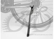 """Подножка Author AKS-670 R40 E-bike 24""""-29"""" (black) 16505203"""