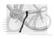 """Підніжка для велосипеду Author AKS-630 RS E-bike 24""""-29"""", чорна, 16505200"""