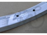 "Обод 20"" Alex Z1000 406x20мм 36 отверстий серебристый"