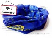 Бандана-Бафф mastervelo блакитно-жовтий 058