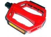 Педали VP VP-565 BMX 520гр красный