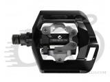 Педалі PD-T421, Click`R SPD, рамка, чорн (PDT421) SHIMANO
