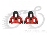 Шипы к педалям EXUSTAR RSL11, SPD-SL system, люфт 4.5 градус