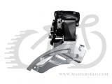 Перемикач передній Shimano FD-M2000 ALTUS 3X9, DOWN-SWING, 34,9/31,8/28,6мм адапт, універс.тяга, для 40зуб. (FDM2000DSX6)