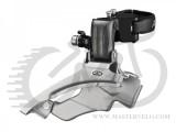 Переключатель передний Shimano FD-M371 Altus 3X9, 44/48т, DownSwing 34.9/31.8мм