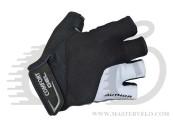 Перчатки Author Men Comfort Gel X6 s/f, размер S, черно белые 7130764