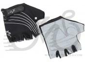 Перчатки X17 XGL-118BK детские, черные, L