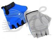 Перчатки X17 XGL-118BL детские, сине-черные, S