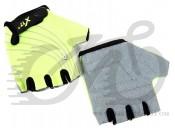 Перчатки X17 XGL-118GR детские, зелено-черные, L