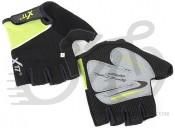 Перчатки X17 XGL-511GR зелено-черные, XL