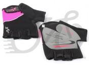 Перчатки X17 XGL-118BK детские, черные, M