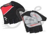 Перчатки X17 XGL-511RD красно-черные, L