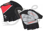 Перчатки X17 XGL-511RD красно-черные, XL