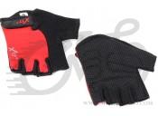 Перчатки X17 XGL-525RD красно-черные, M