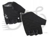 Перчатки X17 XGL-527BK черные, XS