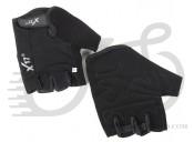 Перчатки X17 XGL-527BK черные, M