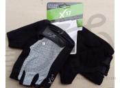 Перчатки X17 XGL-527GY серо-черные, S