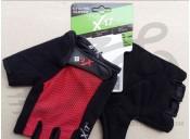 Перчатки X17 XGL-527RD красно-черные, XL