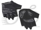 Перчатки X17 XGL-578BK гелевые, черные, XS