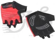 Перчатки X17 XGL-578RD гелевые, красно-черные, L