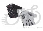 Перчатки X17 XGL-552BK гелевые, черные, XL