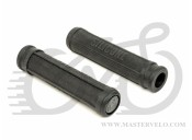 Грипсы Author AGR SILICONE, длинна 130 mm, черные 33402011
