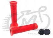 Грипсы Velo 105C+04 145mm красные, BMX