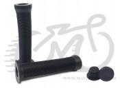 Грипсы Velo 105C+04 145mm черные, BMX